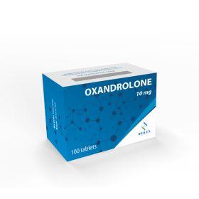 Оксандролон Biolex 100 таблеток (1 таб 10 мг)