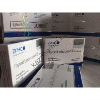 T3 (Трийодтиронин) ZPHC 50 таблеток (1таб 25 мг) - Бишкек