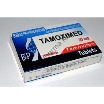 Tamoximed (Тамоксифен) Balkan 100 таблеток (1таб 20 мг) - Бишкек