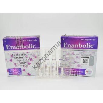Тестостерон энантат  Купер (Testosterone Enanthate) Cooper 10 ампул по 1мл (1амп 250 мг) - Бишкек