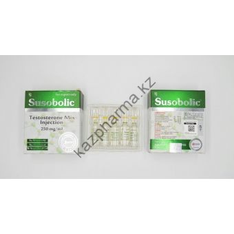 Сустанон Cooper 10 ампул по 1мл (1амп 250 мг) - Бишкек