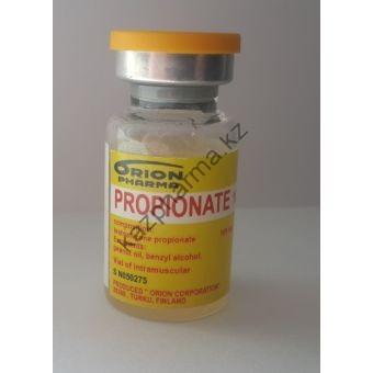 Propionate 100 (Тестостерон пропионат) Orion Pharma балон 10 мл (100 мг/1 мл) - Бишкек