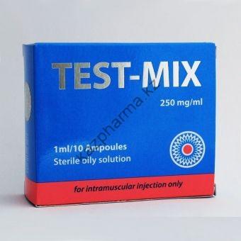 Тест-микс (oil) RADJAY 10 ампул по 1мл (1амп 250 мг) - Бишкек