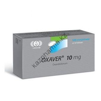 Oxaver (Оксандролон, Анавар) Vermodje 100 таблеток (1таб 10 мг) - Бишкек